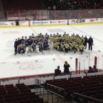 Podcast: La Salle vs. Malvern Hockey Game Broadcast from the Wells Fargo Center