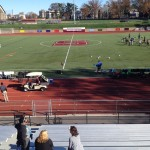 Video: Johns Hopkins vs. McDaniel College Soccer Match Broadcast