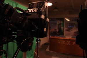 Video: Bob Long on La Salle's WEXP Morning Show