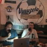 Podcast: Vuvu Soccer Live From Villa Capri - Italy vs. Ireland
