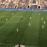 Union Maintain First Place in Eastern Conference with Victory over Crew