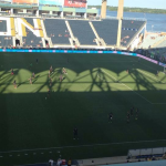 Union Go Down a Man, Earn Draw against Red Bulls