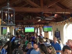 Podcast: Vuvu Soccer Live from Villa Capri - Eagles vs. Bears