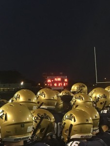 Podcast: La Salle vs. Roman Catholic Football Game Broadcast