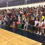 Video: La Salle vs. Bishop McDevitt Basketball Game Broadcast - Silent Night