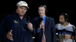 Video: Bill Wasylenko Halftime Interview