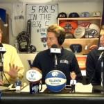 Video: Villanova Basketball Report: Nova Crushes Temple to Win Big Five, Brunson Shines Again