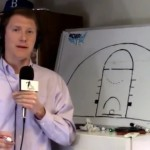 Video: V's and O's: A Final Four Whiteboard Session, How Will Villanova Defend Kansas