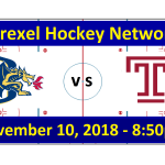 Highlights: Drexel vs. Temple Hockey