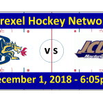 Video: Drexel vs. John Carroll University Hockey Game Broadcast, Game 2