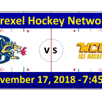 Video: Drexel vs. West Chester Hockey Game Broadcast