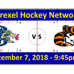 Drexel University vs. William Patterson University Hockey Highlights