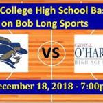 La Salle vs. Cardinal O'Hara Basketball Broadcast