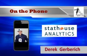 Derek Gerberich (StatHouse Analytics) Full Interview