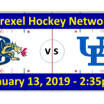 Drexel vs. University of Buffalo Hockey - January 13, 2019