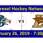 Drexel Hockey vs. Lehigh University, Drexel vs. Bucknell Doubleheader