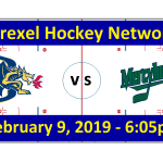 Drexel vs. Mercyhurst Hockey Broadcast