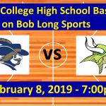 La Salle vs. Archbishop Wood Basketball Game Broadcast
