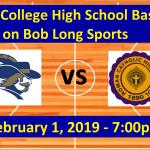 La Salle vs. Roman Catholic Basketball Game Broadcast